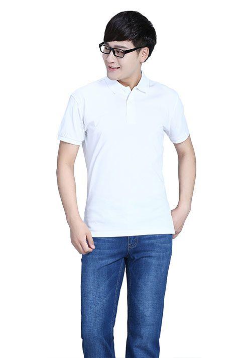 定制纯棉T恤衫清洗需要注意哪些问题?_0